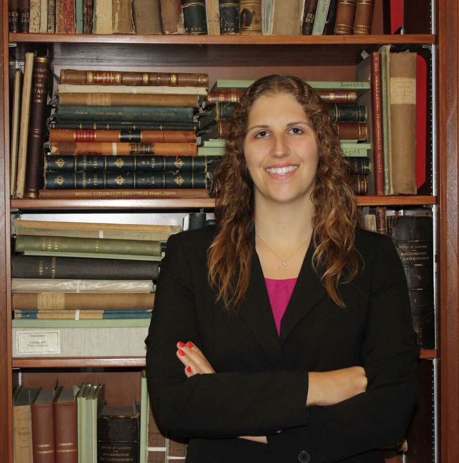 Click through the slideshow to see who has been hired or promoted recently. Valerie Rapson was appointed astronomer at Dudley Observatory. She has extensive research experience in the chemical composition and structure of planet-forming disks around nearby young stars and in atmospheric science and star formation as observed by infrared telescopes.