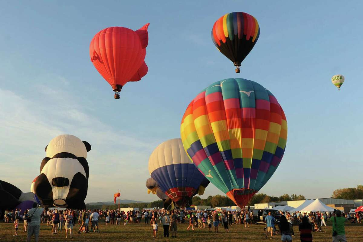 Hundreds of hot air balloons will take to the sky at the 44th Annual Adirondack Balloon Festival. Watch from the ground or go for a ride and see a view you won't soon forget. Free event. There will be a craft fair and food vendors. Opening ceremony is Thursday, Sept 22 in Crandall Park, Glens Falls NY. When: Friday, Sept 23 - Sun, Sept 25. Where: Glens Falls & Queensbury, NY. For more information, visit the website.