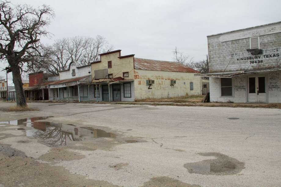 Downtown Kingsbury is not actually in the new city of that name. Its leaders will look to negotiate to get it released from Seguin's extraterritorial jurisdiction. Photo: Courtesy Habitable Spaces /Courtesy Habitable Spaces