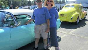 Were you Seen at the 4th Annual Times Union Car Show, a benefit for the Hope Fund, held at the Times Union in Colonie on Saturday, Sept. 19, 2015