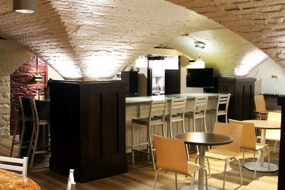 The Rathskeller at Union College has been renovated after it was damaged by flooding. (Provided photo) ORG XMIT: Y6ILoBoAwRQLmsbp0eZK
