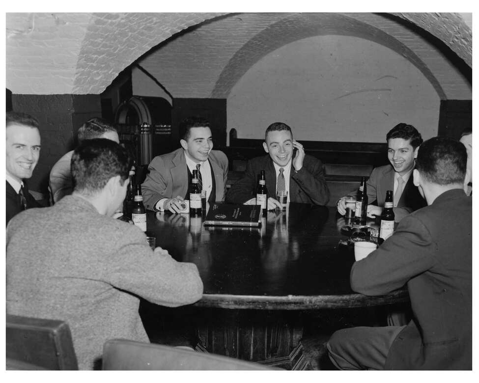 The Rathskeller was originally operated by students. From its inception, the late-night location featured old-fashioned pub fare, student favorites and weekly specials (Photo provided)