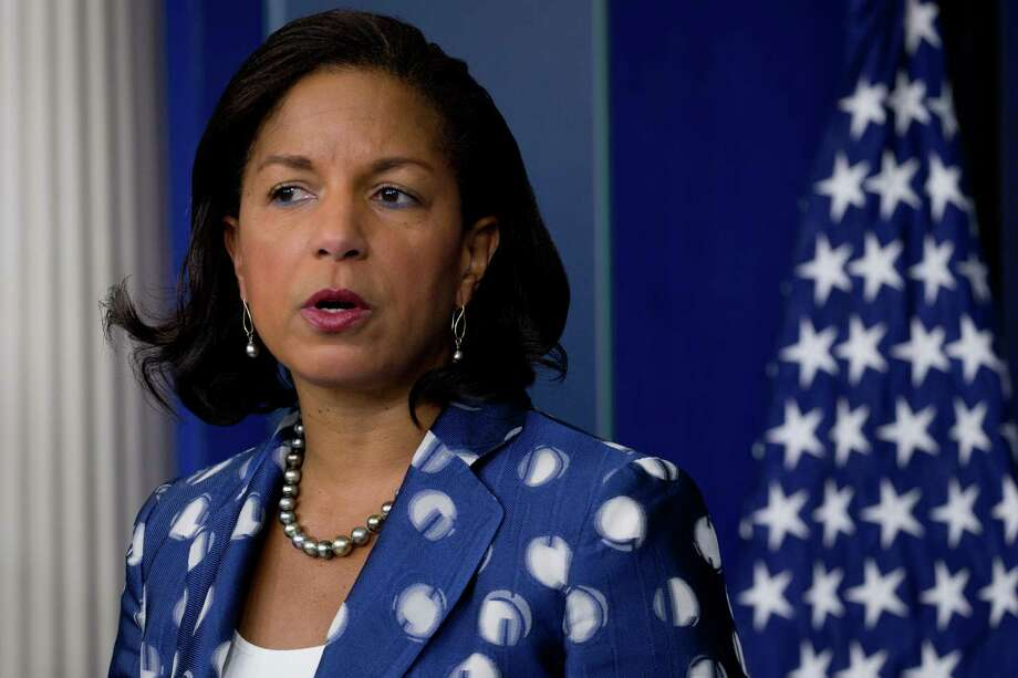 National Security Adviser Susan Rice has been extensively involved in negotiations between the U.S. and China for a cyberspace arms control accord. Photo: STEPHEN CROWLEY, STF / NYTNS