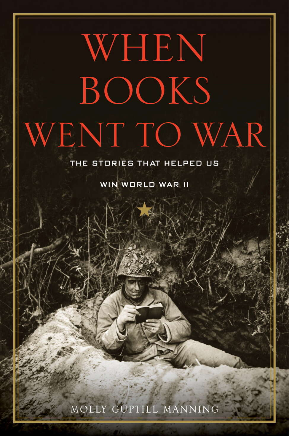 Author Molly Guptill Manning will give a public lecture at Union College's Nott Memorial in Schenectady at 6 p.m. on Monday, Sept. 21, 2015, on her best-selling history book. ORG XMIT: MER2015031212190800