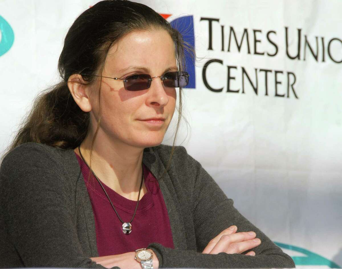 Clare Bronfman, pictured here in 2009, has been accused by a former NXIVM associate of ordering financial probes of six federal judges and U.S. Sen. Charles Schumer. (John Carl D'Annibale/Times Union archive)