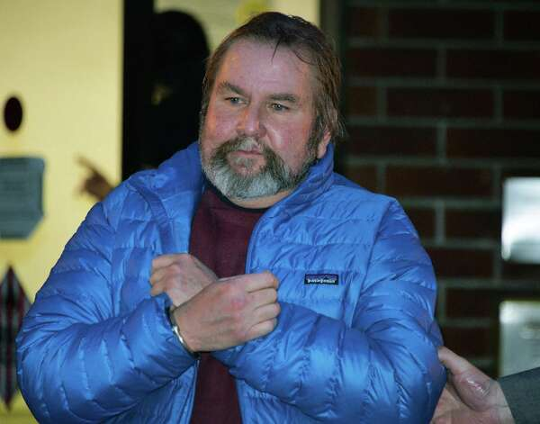 John Tighe of Milton was one of four people indicted on charges of computer trespass in a case involving NXIVM. (John Carl D'Annibale/Times Union archive) Photo: John Carl D'Annibale / 00025924A