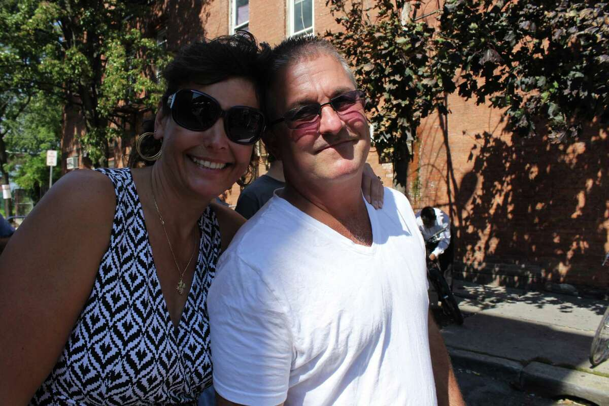 Were you Seen at the annual LarkFest street festival in Albany on Saturday, Sept. 19, 2015?