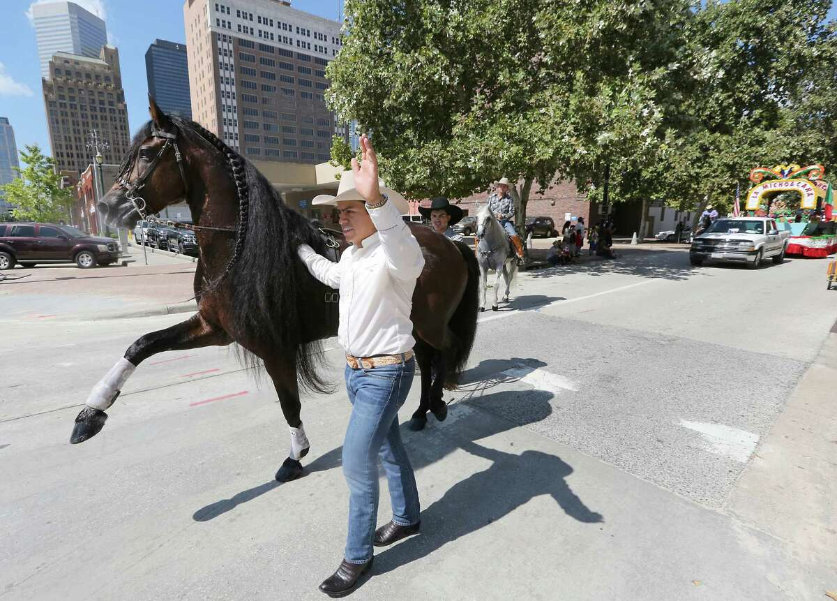 We all ride horses to work or school: Luckily, personal vehicles, bikes and public transportation exist and all those things navigate highways better than horses.