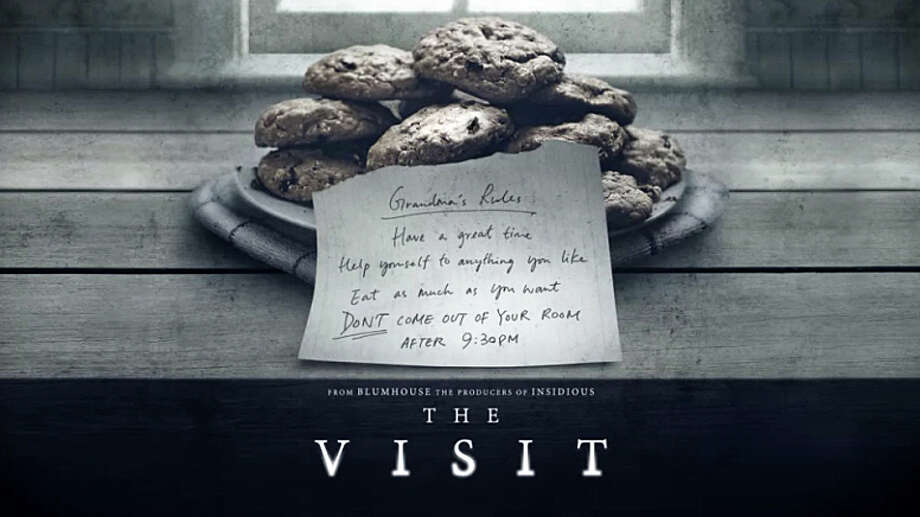 """The Visit"" is the new horror movie directed by M. Night Shyamalan, known for earlier fright films such as ""The Sixth Sense"" and ""The Village."" Photo: Contributed / Contributed Photo / Westport News"