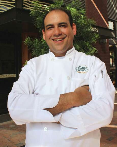 Zach Garza will be executive chef of Nao Latin Gastro Bar. Photo: Culinary Institute Of America