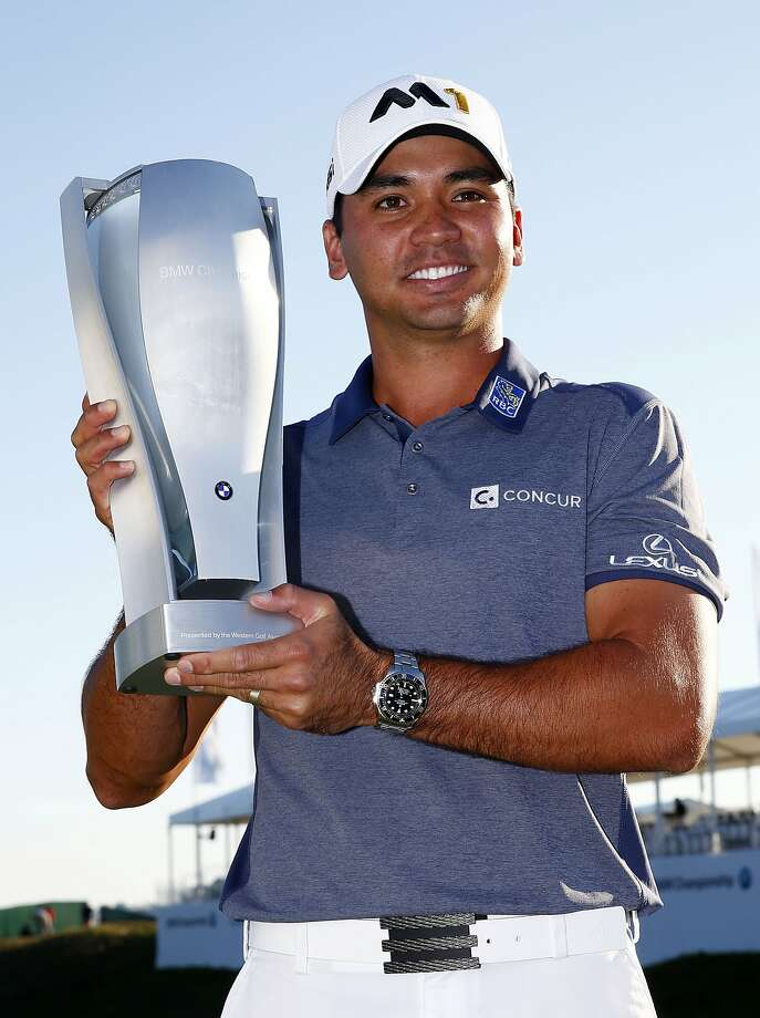 Jason Day is suddenly in contention for PGA Tour Player of the Year. Photo: Jamie Squire, Getty Images