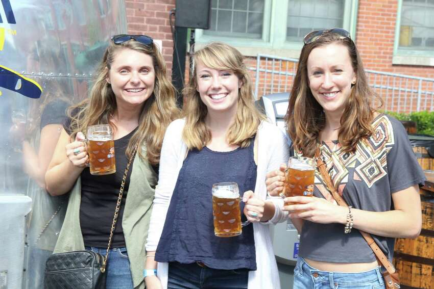 Two Roads Brewery in Stratford held its annual Ok2berfest beer festival on September 19 and 20, 2015. Guests enjoyed live music, food trucks and, of course, beer. Were you SEEN?