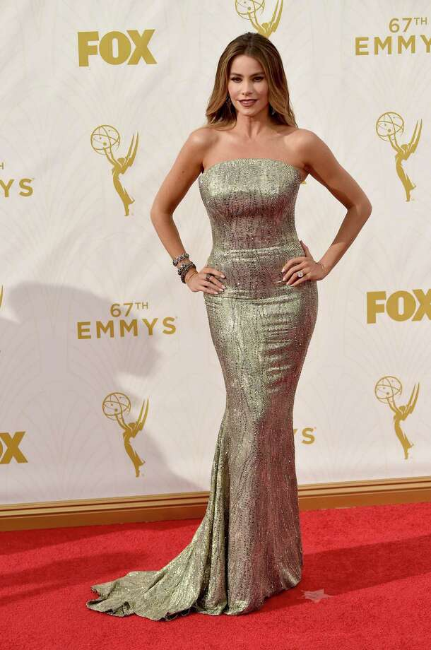 BEST: Sofia Vergara. Refined and divine. Photo: Larry Busacca, Getty Images / 2015 Getty Images