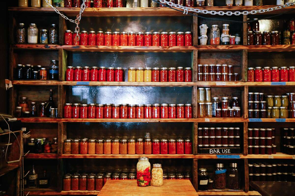 The preserving room at Preserve in Winters, Calif., on Tuesday, September 15, 2015.