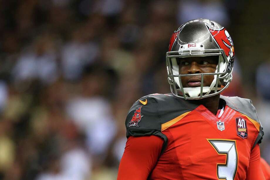 Bucs rookie QB Jameis Winston played like a veteran in a victory at New Orleans on Sunday. Photo: Ronald Martinez, Staff / 2015 Getty Images