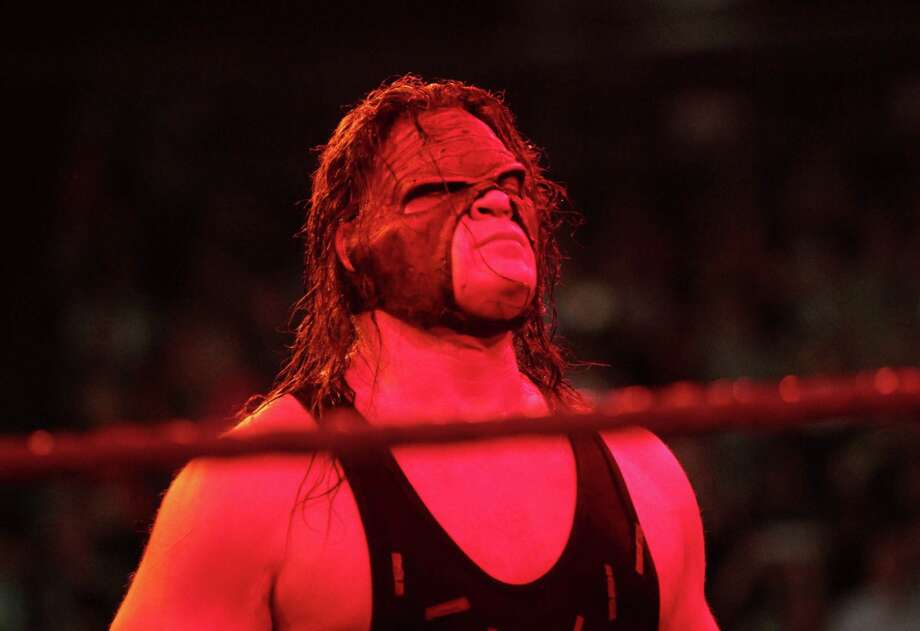 Professional wrestler Glenn Thomas Jacobs, also known as Kane, may be running for mayor of Knox County, Tenn. Wrestling superstars come and go, but they're never forgotten. Keep clicking to see what your favorites are up to now. Photo: Jon Shapley, Houston Chronicle / © 2015 Houston Chronicle