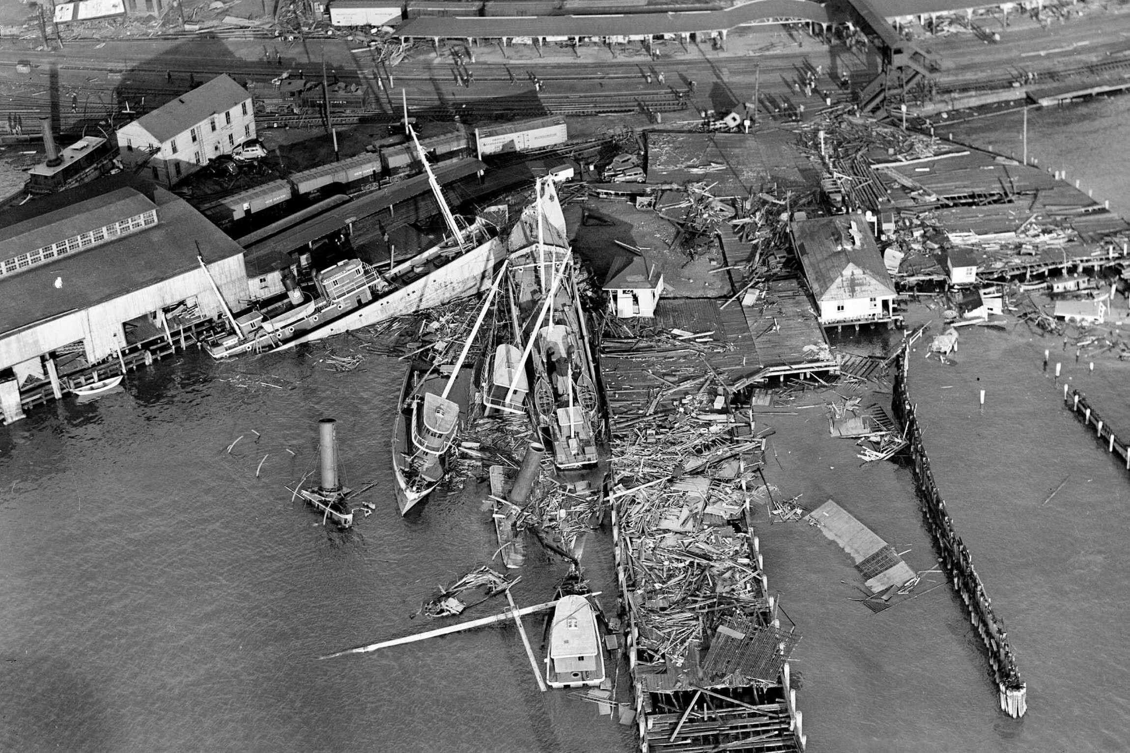 A look back at the worst hurricanes in Connecticut history