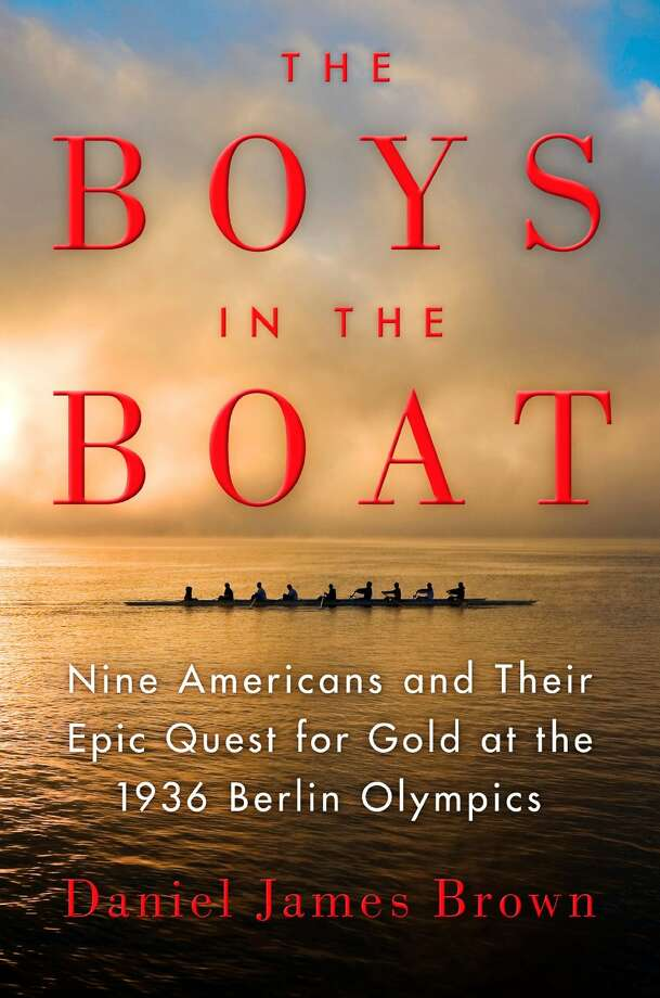 The Boys in the Boat by David James Brown Photo: Contributed Photo / Connecticut Post / Connecticut Post