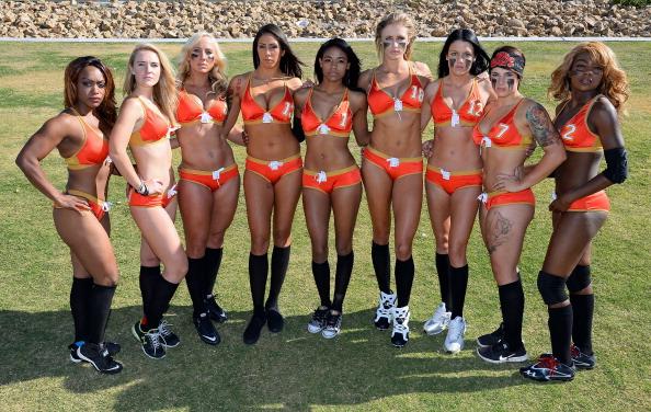 Austin getting bikini clad football team next year beaumont