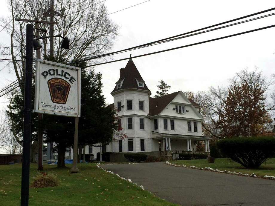 Ridegfield Police Department at 76 E Ridge Rd in Ridgefield, Conn. Photo: Carol Kaliff / File Photo / The News-Times
