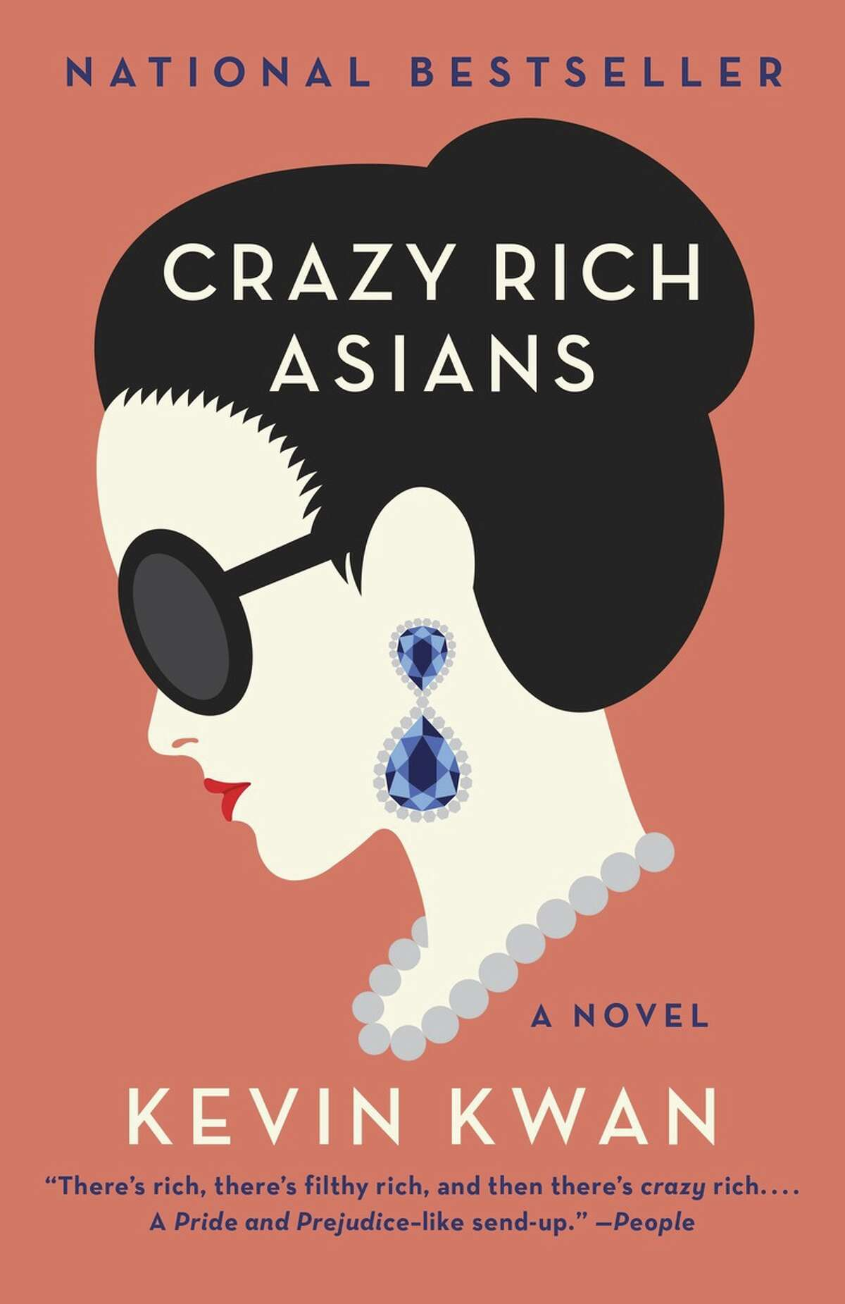 Bestseller Kevin Kwan's