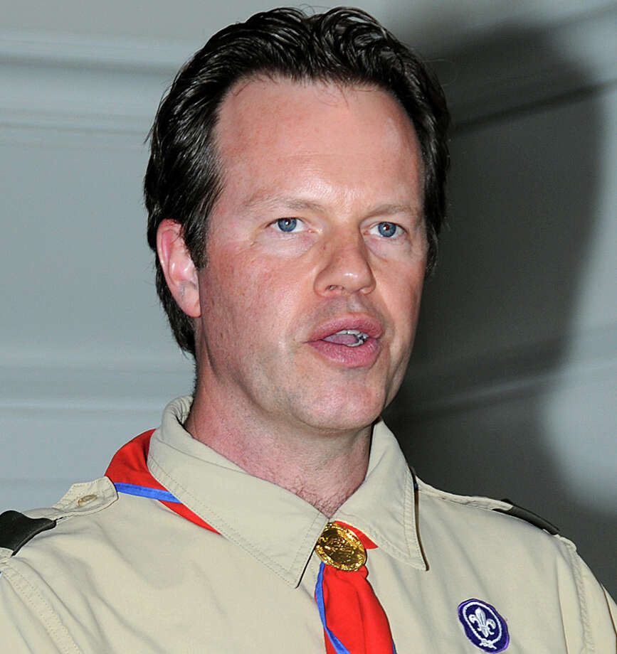 Craig Patton has been named the new scoutmaster of Boy Scout Troop 36 at Saugatuck Congregational Church. Photo: Contributed / Contributed Photo / Westport News