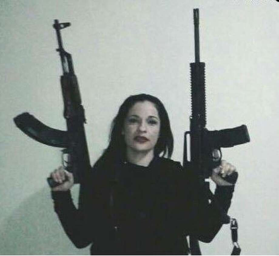 Cartel assassin queen 'La China' captured in Mexico - San