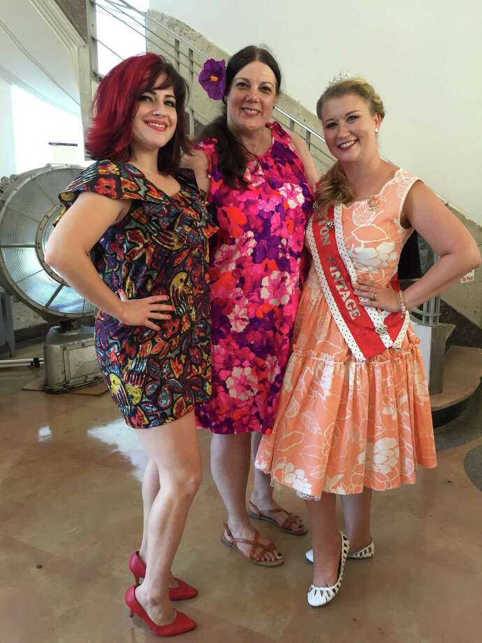 Houston Vintage Festival & Market 2015 at the 1940 Air Terminal Museum Photo: Joy Sewing