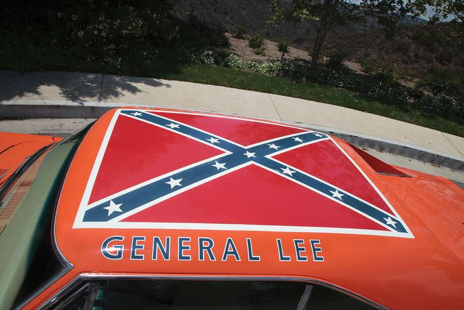 """Good news for well-off fans of the television show """"The Dukes of Hazzard"""" came this week when it was announced that a California-based memorabilia auction house was putting up one of the last surviving General Lee Dodge Chargers up on the block. Photo: Profiles In History"""