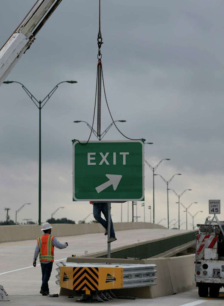Wurzbach Parkway to open in both directions - San Antonio Express-News