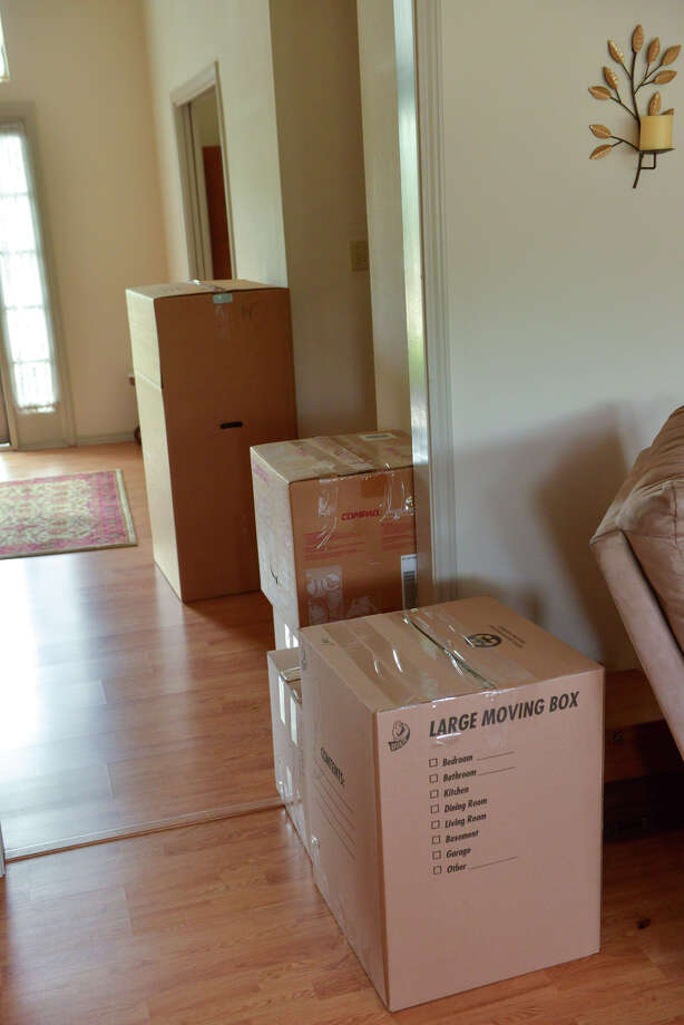 A tip for those planning to move: Get quotes from at least three different companies. Photo: Express-News File Photo