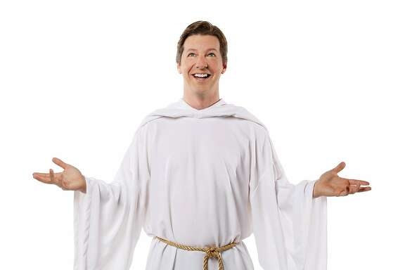 "Sean Hayes as God in ""An Act of God"" ""An Act of God"" Portraits on August 20, 2015 in Los Angeles, CA. (Photo by Ryan Miller/Capture Imaging)"