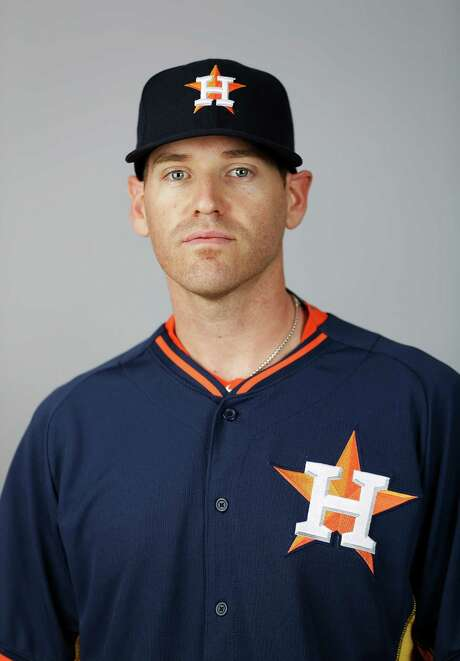 This is a 2015 photo of Dan Straily of the Houston Astros baseball team. This image reflects the 2015 active roster as of Thursday, Feb. 26, 2015 when this image was taken. (AP Photo/David Goldman) Photo: David Goldman, STF / MLBPV AP