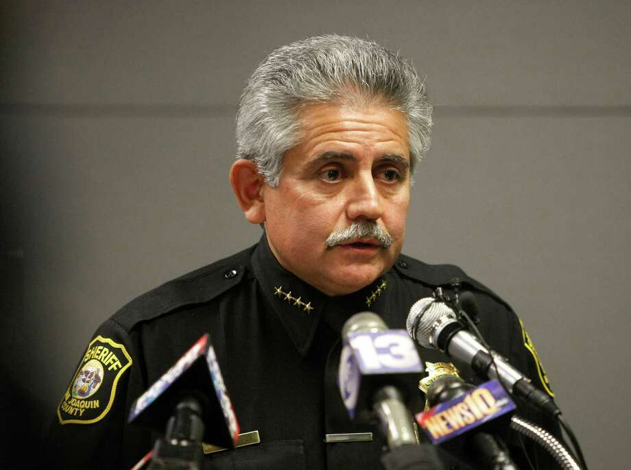 San Joaquin County Sheriff Steve Moore Photo: Sean Culligan / Sean Culligan / The Chronicle 2012 / ONLINE_YES