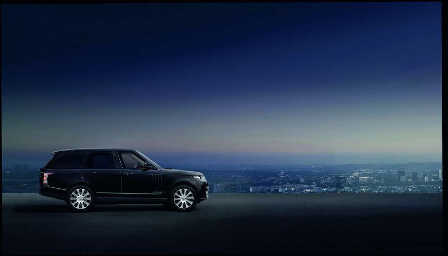 The all new 2016 Range Rover Sentinel provides high levels of protection.Photo by Jaguar Land Rover
