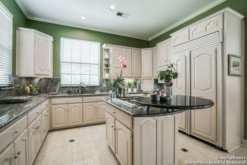 10.6 Darby Glen Rent:$4,900/month Bedrooms:4 Bathrooms:5 Square footage:4,284 Neighborhood:Forest Crest-The Dominion Features:Outdoor living areas, elegant pool, pool house
