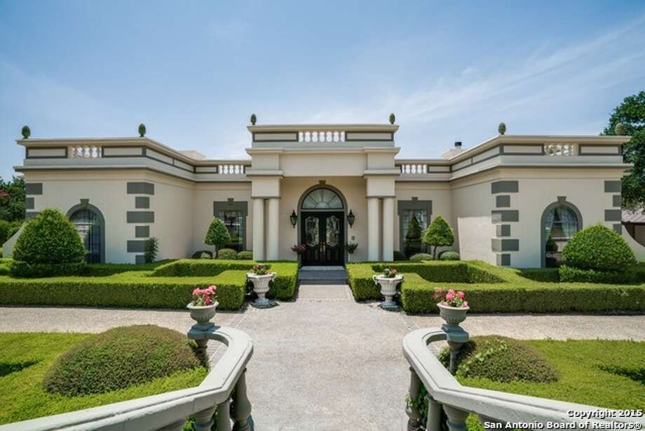 10 most expensive rental homes and condos in san antonio for Most elegant houses