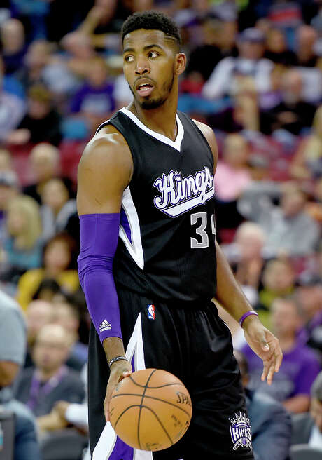 Jason Thompson averaged 9.4 points and 6.9 rebounds with the Kings. Photo: Thearon W. Henderson / Thearon W. Henderson / Getty Images / 2014 Getty Images