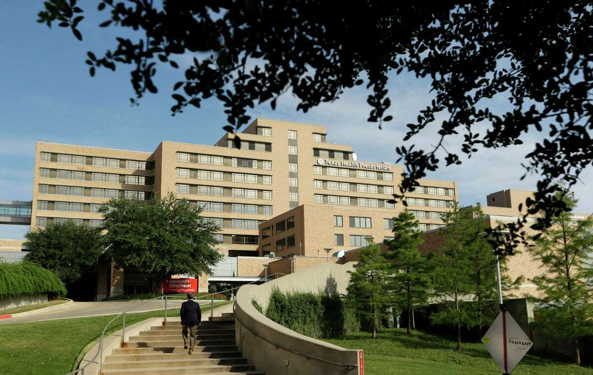 FILE- In this Sept. 30, 2014 file photo, Texas Health Presbyterian Hospital is seen in Dallas. Most people will experience at least one wrong or delayed diagnosis in their lifetime, concludes an alarming report that calls diagnostic errors a blind spot in modern medicine that can cause devastating consequences. (AP Photo/LM Otero, File) ORG XMIT: WX108