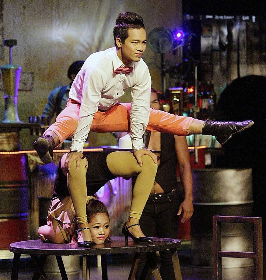 Phare, the Cambodian Circus, began its U.S. tour Sept. 20 in Long Beach. Photo: Michael Burr