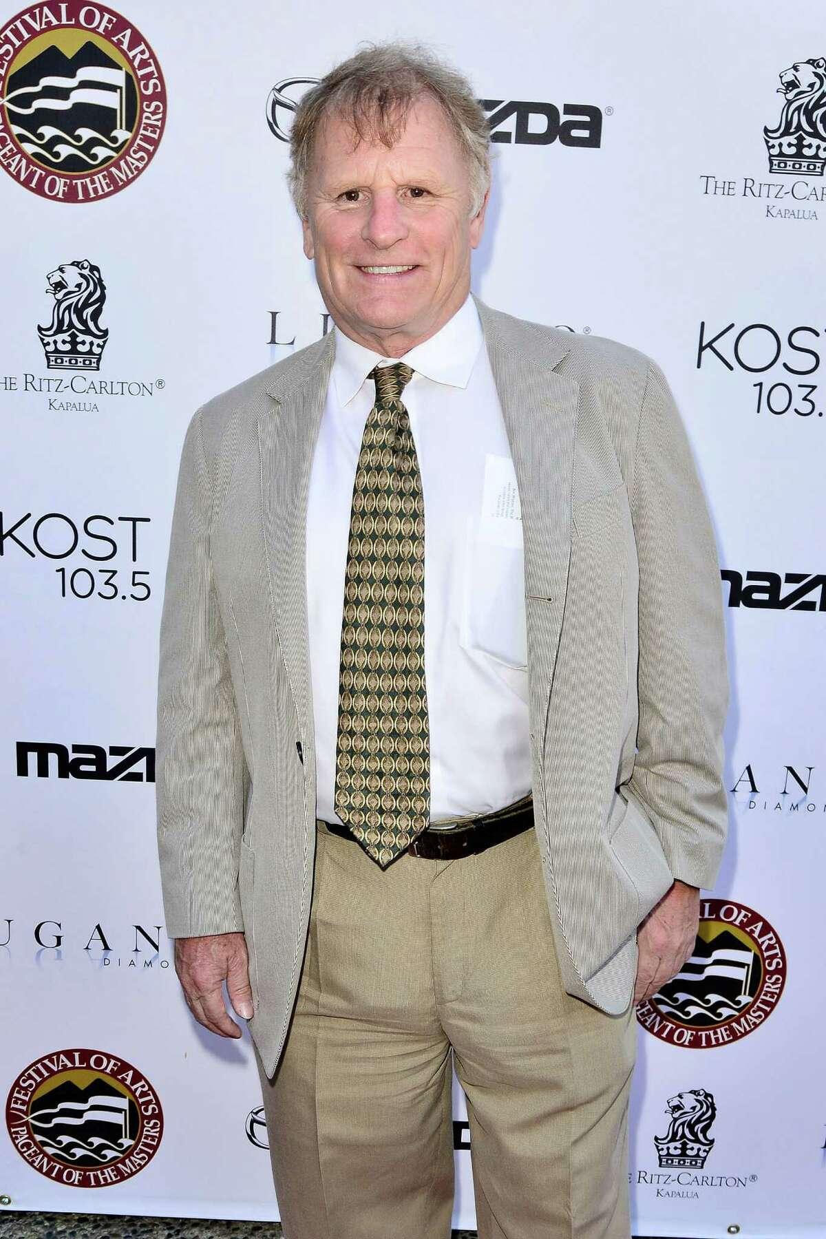 Actor Gordon Clapp (
