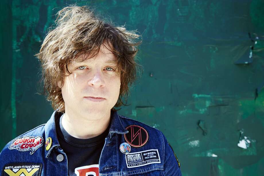"In this Sept. 17, 2015 photo, singer Ryan Adams poses for a portrait in New York. Adams released an album covering Taylor Swift's entire ""1989"" album. Swift released the original album last October. (Photo by Dan Hallman/Invision/AP) Photo: Dan Hallman, Associated Press"