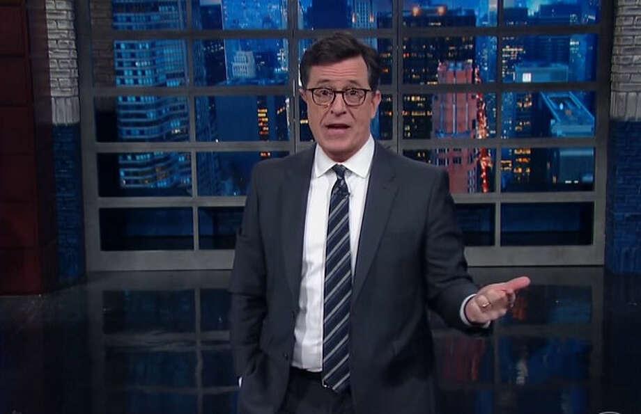Batman Christmas Carols: Stephen Colbert Style (Video) - SFGate