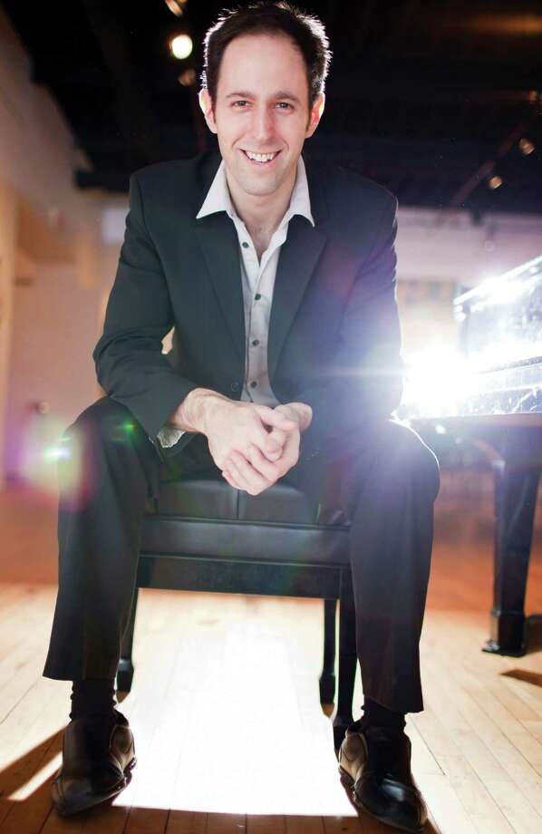 Pianist Spencer Myer will perform a concert of classical music, sponsored Sept. 27 by the Westport Arts Center, at the Pequot Library in Fairfield. Photo: Contributed / Contributed Photo / Westport News
