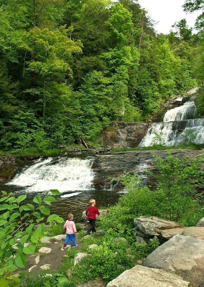 Kent Falls in Kent Photo: File Photo / The News-Times File Photo