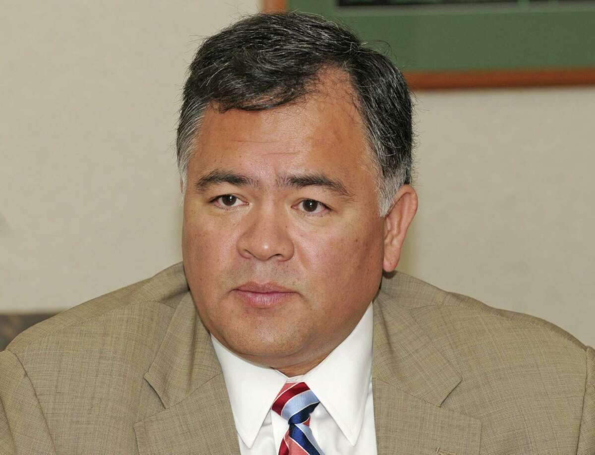 Assemblyman Ron Kim.