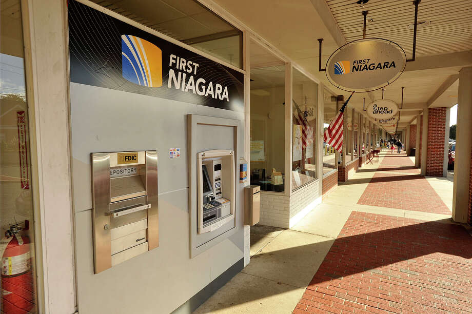 First Niagara Financial Group is exploring a sale, according to a Bloomberg report on September 22, 2015. Photo: Jason Rearick / Jason Rearick / Stamford Advocate