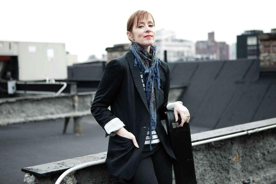 Suzanne Vega Photo: Contributed Photo / Stamford Advocate Contributed photo