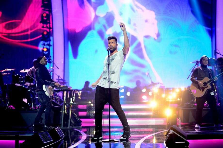 Ricky Martin Photo: Televisa