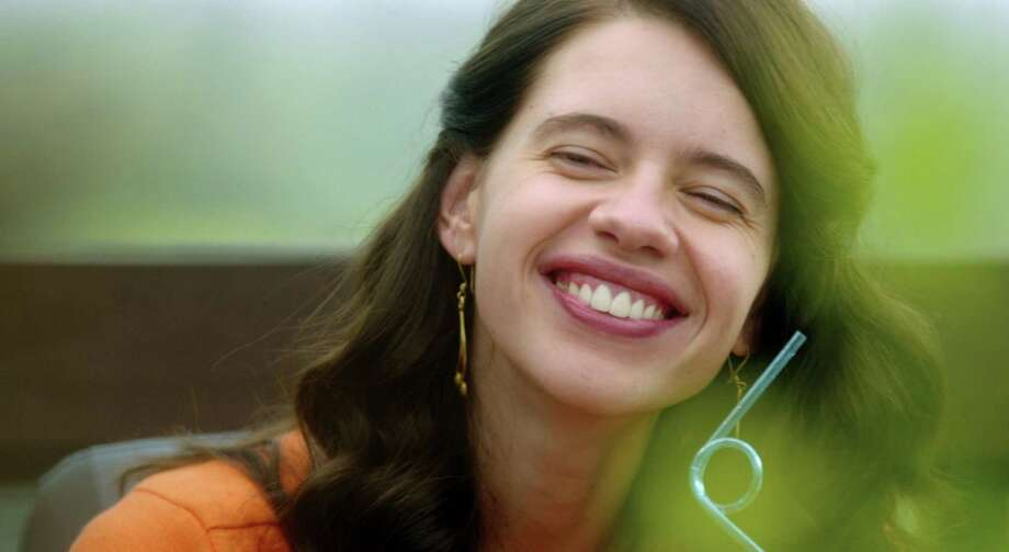 "Laila (Kalki Koechlin) in the 2014 film ""Margarita, With a Straw"" Photo: CAAMFest"